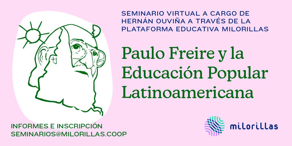 Paulo Freire y la Educación Popular Latinoamericana
